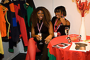 FashionExpo, fashion show and Awards. Business Design Centre, Upper st. London. 19 November 2008.  *** Local Caption *** -DO NOT ARCHIVE -Copyright Photograph by Dafydd Jones. 248 Clapham Rd. London SW9 0PZ. Tel 0207 820 0771. www.dafjones.com