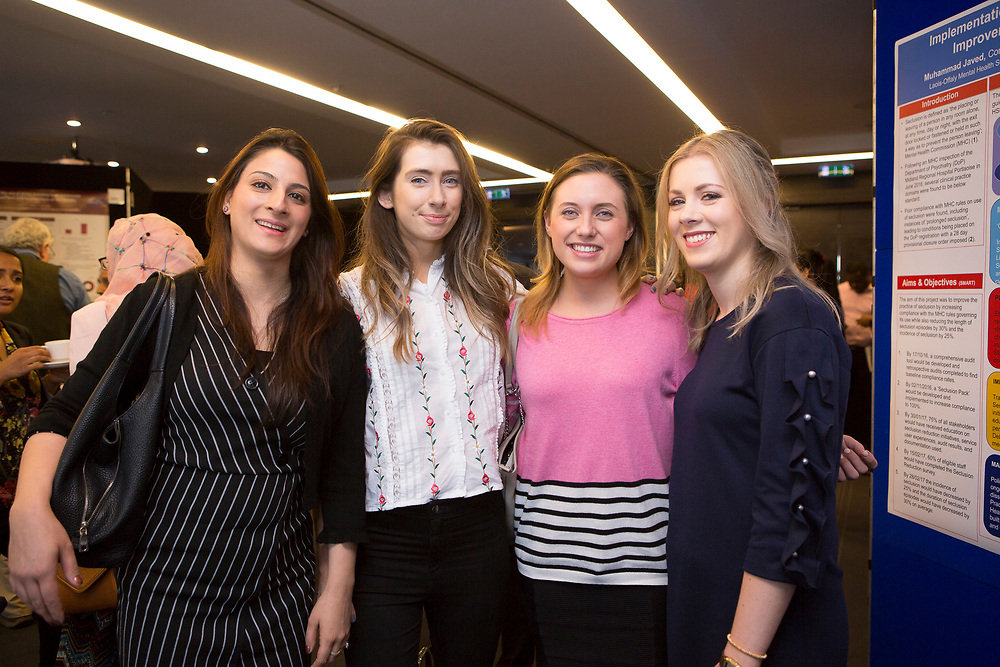 College of Psychiatrists Sping Conference 2018 <br /> April 12th &amp; 13th <br /> Sheraton Hotel Athlone<br /> Mirat Qari, Mia Redahan, Louisa Gannon, Aoife O'Callahan