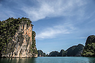 20121026 WED MJ James Bond Island