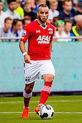 ZWOLLE - 18-09-2016, PEC Zwolle - AZ, MAC3park Stadion, 0-2, AZ speler Iliass Bel Hassani