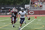 FB:  University of Chicago vs. Case Western Reserve University (9-5-15)