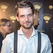 NLD/Hilversum/20180125 - Gouden RadioRing Gala 2017, Kaj vn der Ree