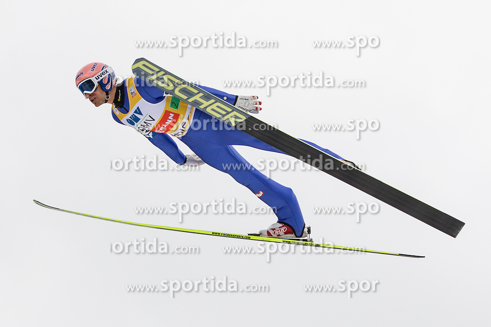 Kofler Andreas of Austria during Large Hill Team Event at 3rd day of FIS Ski Jumping World Cup Finals Planica 2014, on March 22, 2014 in Planica, Slovenia. Photo by Grega Valancic / Sportida