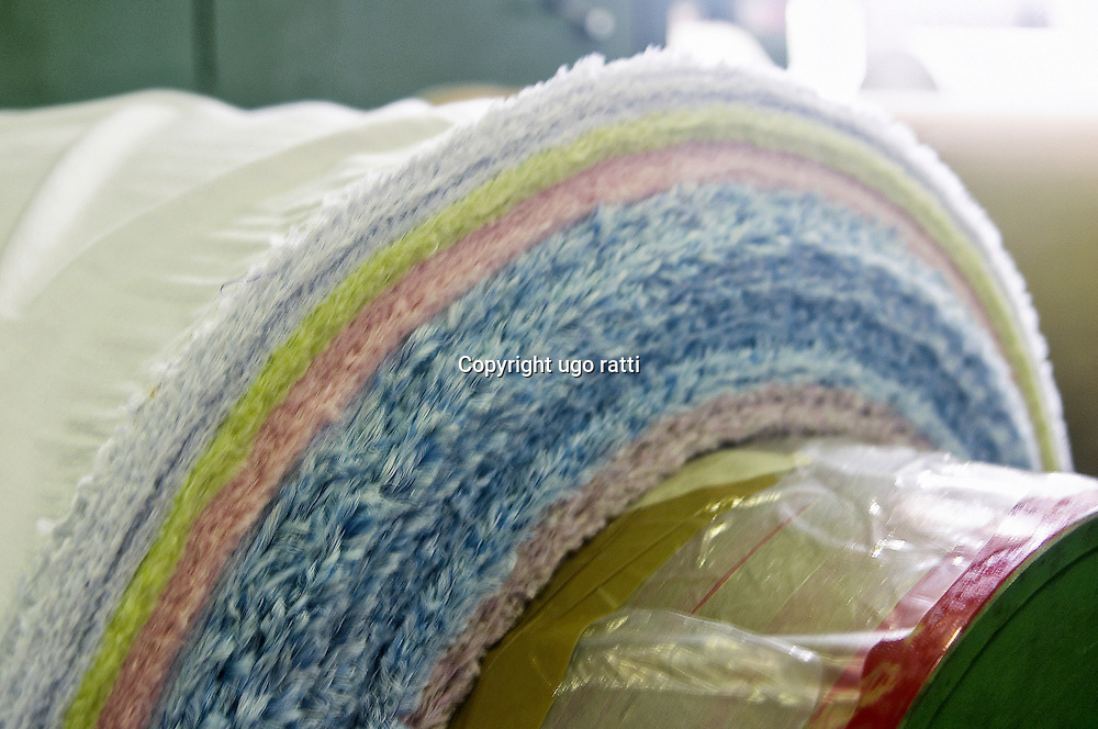 lavorazioni tessili - tintoria