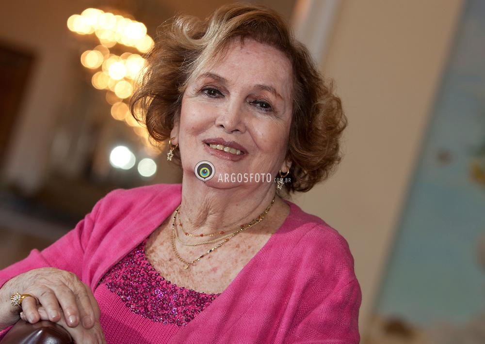 06/08/2010.Doris Monteiro,cantora e atriz brasileira. / Doris Monterio, brazilian singer and actress.Foto © Adri Felden/Argosfoto
