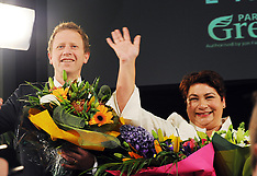 Auckland-Green Party election  night