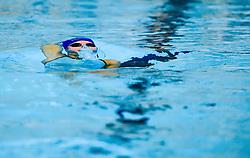 November 15, 2018 - Stockholm, SVERIGE - 181115 Magdalena Kuras, Simklubben Triton, tÅvlar i 100m medley den 15 november 2018 i Stockholm  (Credit Image: © Simon HastegRd/Bildbyran via ZUMA Press)