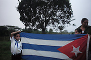 The nation showed a united front, coming out to honor a man who's legacy is mixed but who remained beloved by many Cubans. While many onlookers were bused in or told to attend, the majority showed clear emotion in saying goodbye to a man who became perhaps the most recognizable world leader.