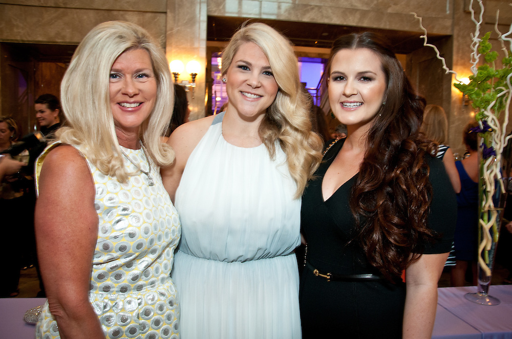 Debbie Lundy, Andrea Whittington, Clare Lundy