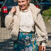 NLD/Amsterdam/20190408 - Inloop award uitreiking, Tanja Jess