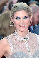 Ashley James, The Inbetweeners 2 - World Film Premiere, Leicester Square, London UK, 05 August 2014, Photo by Richard Goldschmidt