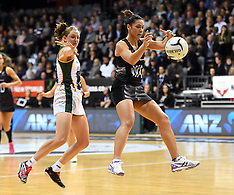 Hamilton-Netball, New Zealand v South Africa