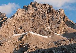 THEMENBILD - Sonnenuntergang am Laserz, Seekofel, Lienzer Dolomiten, AUT, EXPA Pictures © 2011, PhotoCredit: EXPA/ M. Gruber