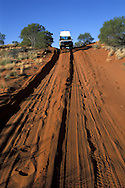 Road to.Chambers Pillar Hist. Res..Northern Territory.Australia