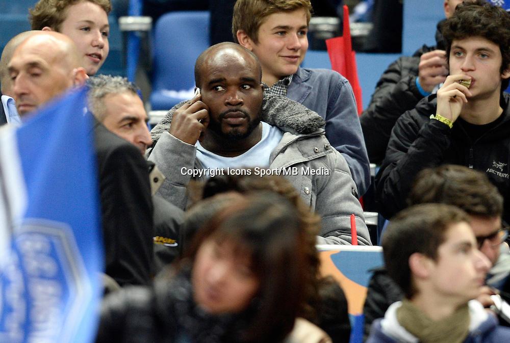JEAN MARC MORMECK   - 11.04.2015 -  Bastia / PSG - Finale de la Coupe de la Ligue 2015<br />Photo : Visual / Icon Sport