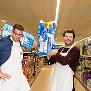 NLD/Hiuizen/20190108 - '1 Minuut gratis winkelen met Radio 538, Coen Swijnenberg en Sander lantinga