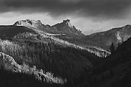 Absorka Range, Washakie Wilderness, Wyoming