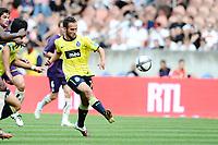 FOOTBALL - TOUNOI DE PARIS 2010 - FC PORTO v GIRONDINS BORDEAUX - 01/08/2010 - PHOTO GUY JEFFROY / DPPI - FERNANDO BELLUSCHI (PORTO)