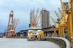 Porto da cidade de Belem. //Port city of Belem.  Foto: Carlão Limeira/Argosfoto - Belem, Para - Brazil - 2014