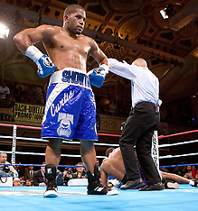February 16, 2006 - Curtis Stevens vs Jose Spearman - Grand Ballroom, New York, NY