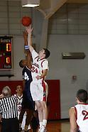 Basketball 2009 Boys Salamanca Varsity Tip Off Tournament vs NCLA