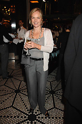 MARIELLA FROSTRUP at a party to celebrate the publication of Table Talk by A  A Gill held at Luciano, 72-73 St.James's, London on 22nd October 2007.<br />