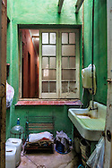 Art Deco apartment near the Malecon, Havana Vedado, Cuba.