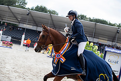 Nabrer Alice, NED, Watermill Intentie W<br /> KWPN Kampioenschappen - Ermelo 2018<br /> © Hippo Foto - Dirk Caremans<br /> 16/08/2018