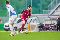 Ivan CRNOV during Football match between NK Triglav Kranj and NK Celje, on May 12, 2019 in Sport center Kranj, Kranj, Slovenia. Photo by Peter Podobnik / Sportida