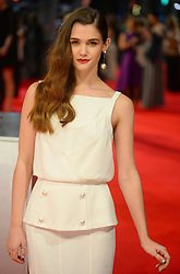 Sai Bennett arrives for the EE BRITISH ACADEMY FILM AWARDS 2014 (BAFTA) at the The Royal Opera House in Covent Garden . London, United Kingdom. Sunday, 16th February 2014. Picture by Andrew Parsons / i-Images