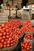 Tomato market, Accra, Ghana, West Africa