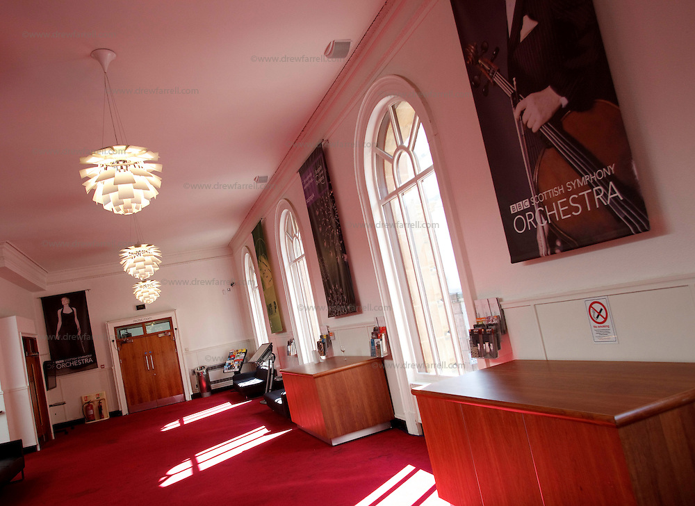 Picture shows : The City Halls venue .Candleriggs Merchant City Area, Glasgow. Travel guide feature..Picture Drew Farrell. tel : 07721-735041......