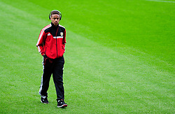 Bristol City's Bobby Reid - Photo mandatory by-line: Robin White/JMP - Tel: Mobile: 07966 386802 21/10/2013 - SPORT - FOOTBALL - Selhurst Park - London - Crystal Palace V Fulham - Barclays Premier League