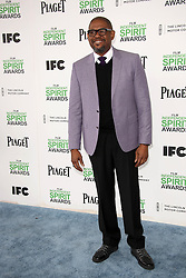 Forest Whitaker at the 2014 Film Independent Spirit Awards Arrivals, Santa Monica Beach, Santa Monica, United States, Saturday, 1st March 2014. Picture by Hollywood Bubbles / i-Images<br /> UK ONLY