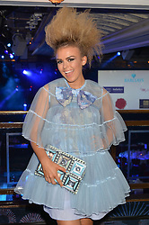 TALLIA STORM at The Butterfly Ball in aid of Caudwell Children held at the Grosvenor House, Park Lane, London on 25th June 2015