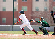 March 14, 2009: The Oklahoma Baptist University Bison play against the Oklahoma Christian University Eagles at Dobson Field on the campus of Oklahoma Christian University.