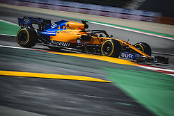 May 12, 2019 - Barcelona, Catalonia, Spain - CARLOS SAINZ (ESP) from team McLaren drives in his MCL34 during the Spanish GP at Circuit de Catalunya (Credit Image: © Matthias Oesterle/ZUMA Wire)