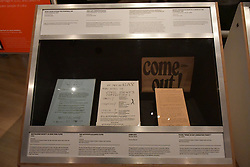 Gay Liberation Exhibit Museum of the City of New York 20 October 2018