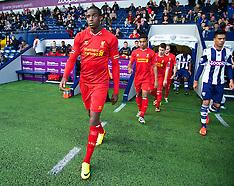 131020 WBA U21 v Liverpool U21