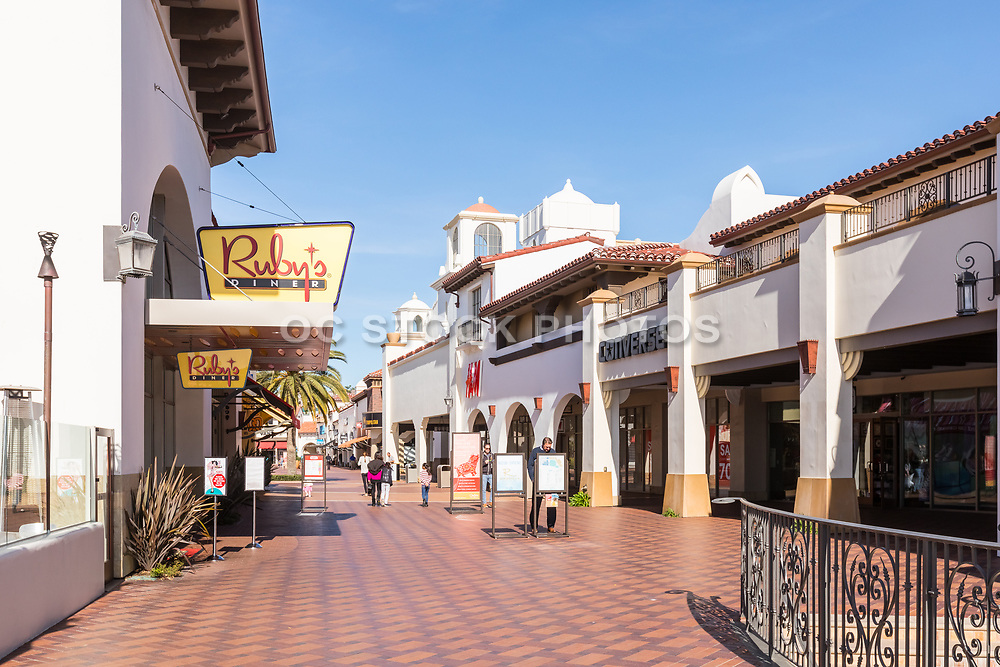 Ruby's Diner at The Outlets at San Clemente