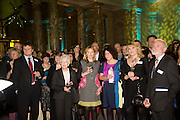 JUNE WHITFIELD; MIRANDA RICHARDSON;FRANCESCA SIMON;  JOHN MILLER; AMANDA ROSS, Orion Publishing Group Author Party. V & A. London. 18 February 2009.  *** Local Caption *** -DO NOT ARCHIVE -Copyright Photograph by Dafydd Jones. 248 Clapham Rd. London SW9 0PZ. Tel 0207 820 0771. www.dafjones.com<br /> JUNE WHITFIELD; MIRANDA RICHARDSON;FRANCESCA SIMON;  JOHN MILLER; AMANDA ROSS, Orion Publishing Group Author Party. V & A. London. 18 February 2009.