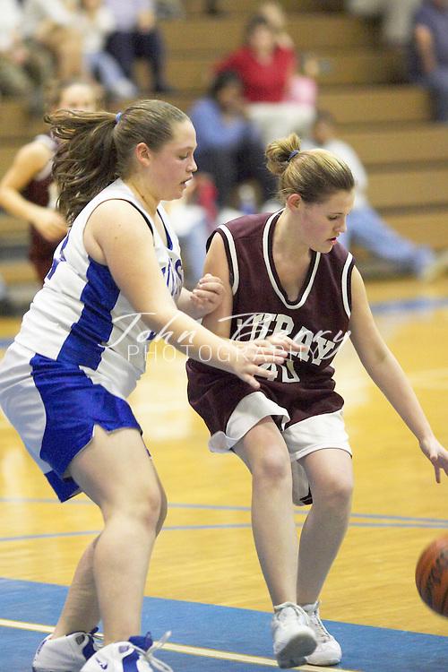 Wetsel Girls Basketball.vs Luray.Third Period.January 4, 2004