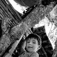 NI—OS DE PORAI - Homenaje a Mariano Diaz.Photography by Aaron Sosa.Jaji, Estado Merida - Venezuela 2000.(Copyright © Aaron Sosa)