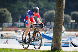 Domen Novak of Adria Mobil during Istrian Spring Trophy on March 10, 2016 in Umag, Croatia. (Photo by Ziga Zupan / Sportida)