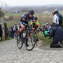 25-02-2017: Wielrennen: Omloop Het Nieuwsblad: Gent  <br />Charlotte Becker