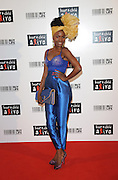 15.JUNE.2011. LONDON<br /> <br /> SHINGAI SHONIWA ATTENDING THE KEEP A CHILD ALIVE BLACK BALL PARTY AT THE ROUNDHOUSE, CAMDEN IN LONDON.<br /> <br /> BYLINE: EDBIMAGEARCHIVE.COM<br /> <br /> *THIS IMAGE IS STRICTLY FOR UK NEWSPAPERS AND MAGAZINES ONLY*<br /> *FOR WORLD WIDE SALES AND WEB USE PLEASE CONTACT EDBIMAGEARCHIVE - 0208 954 5968*