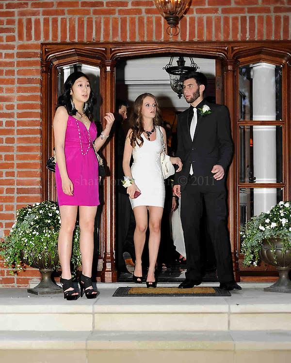 Taylor' s Graduation..Pre- Prom Party at Kristen Hamilton's