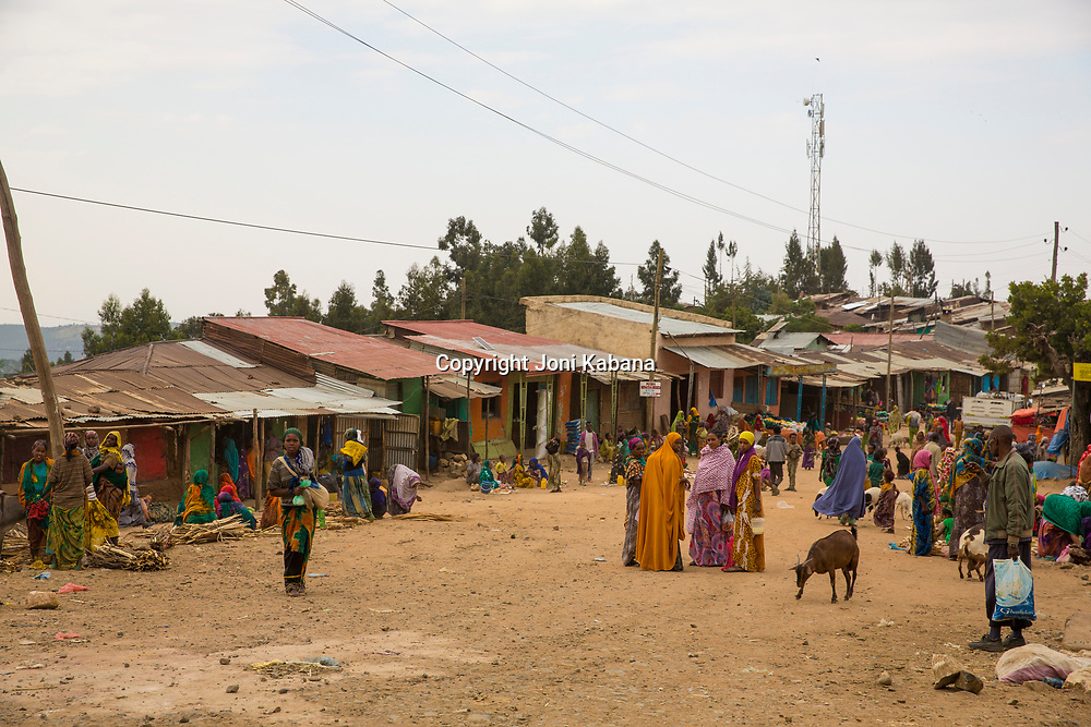 The townspeople of Jarso, Ethiopia.