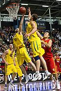 Australian Boomers v China - Game 1