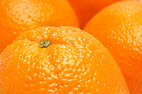 Oranges, close-up